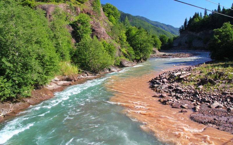 Река Малая Лаба